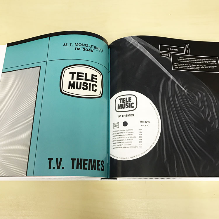 Tele Music - Une anthologie 50 ans Tele Music (New Book)