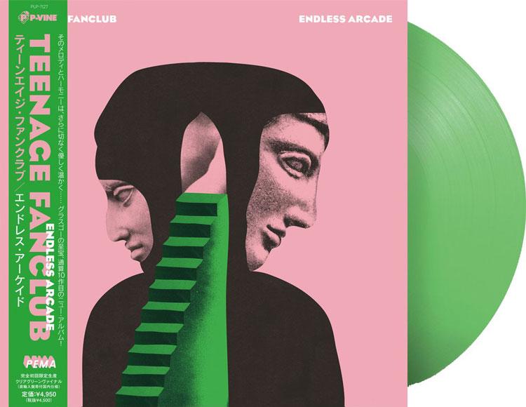 Teenage Fanclub (ティーンエイジ・ファンクラブ) - Endless Arcade (New LP)