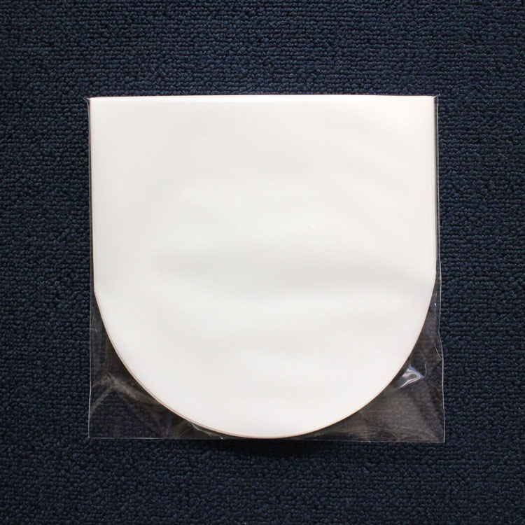 """production dessinee (プロダクション・デシネ) - PP Round Inner Sleeves for 7""""/""""SP Thick"""" (100pcs) (7""""シングル用/特厚/丸底 (100枚セット)) (Accesary)"""
