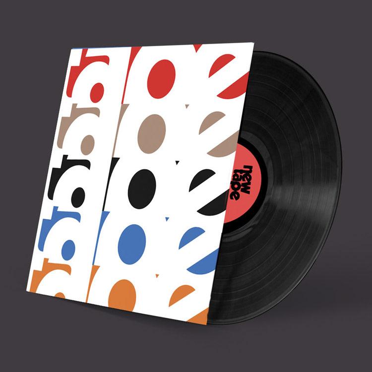 V.A. [Rengran Mix etc] - New Tape (New LP)