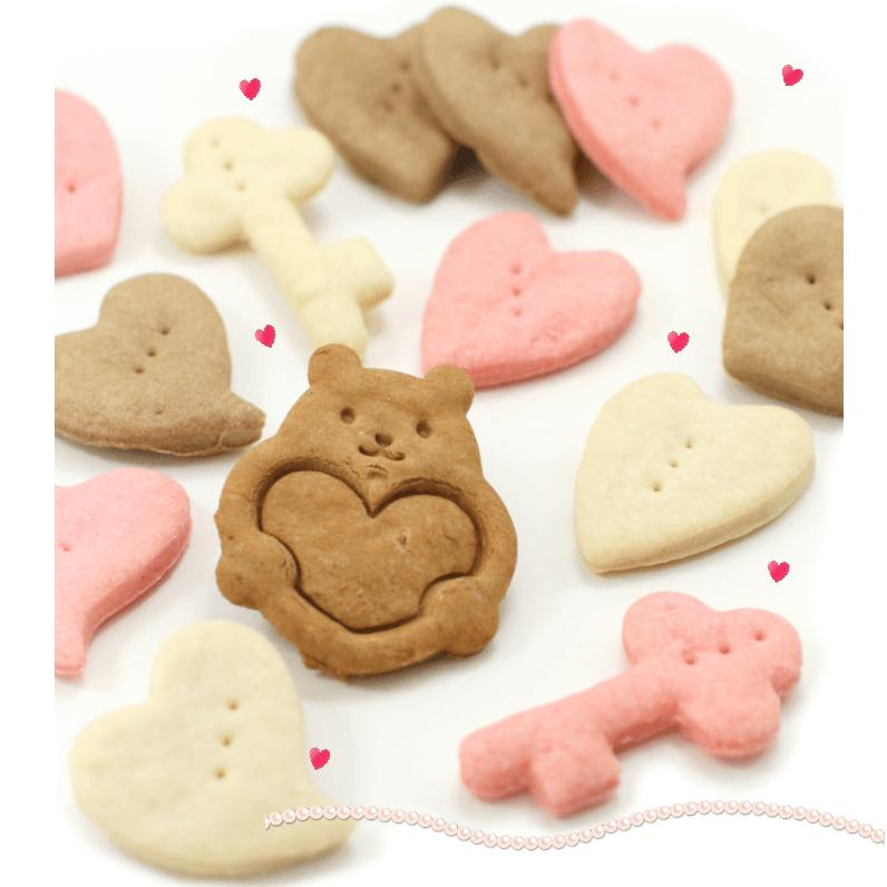 手作り・バレンタインCookies