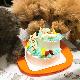 お城ケーキ4号★冷凍便