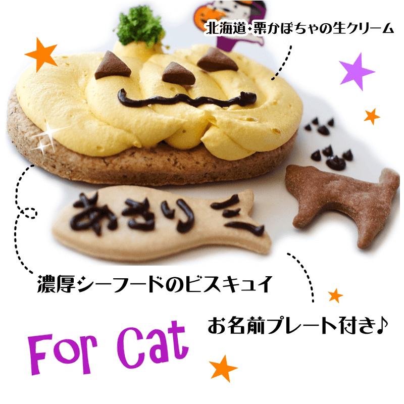 猫用・ハロウィンデコレーション★冷凍便
