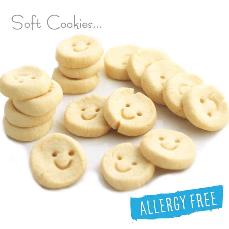 アレルギー対応★ELYのソフトクッキー♪メープル