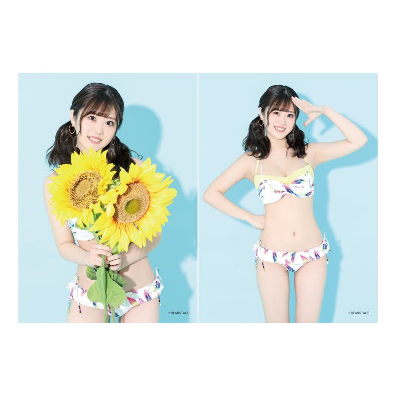 【虹コン6月グッズ】2Lブロマイド2枚セット