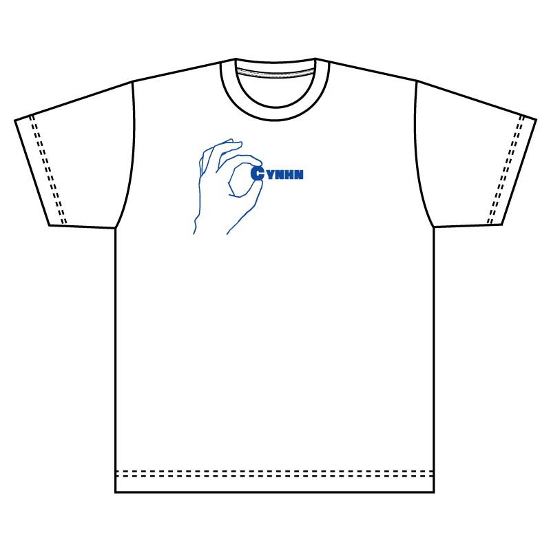 【CYNHN】イベントTシャツ