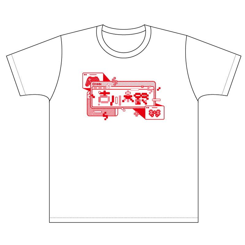 【でんぱ組.inc】マンスリーTシャツ 8月ver.