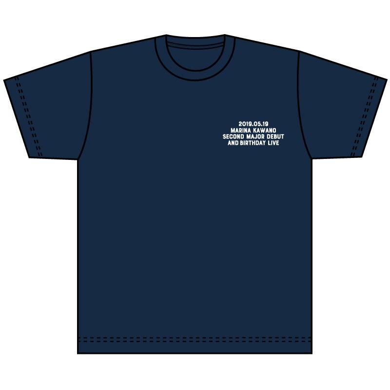 真人間Tシャツ