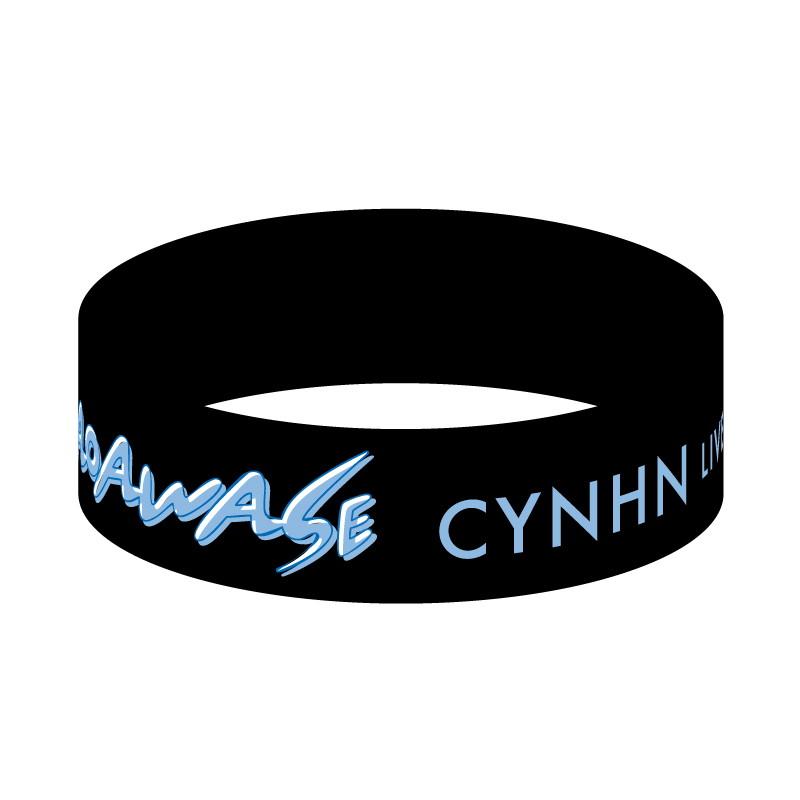 【CYNHN LIVE TOUR 2021 -AOAWASE-】ツアーラバーバンド