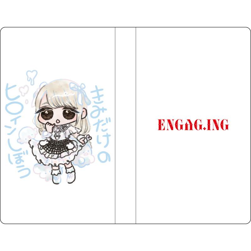 【ENGAG.ING】チェキ帳