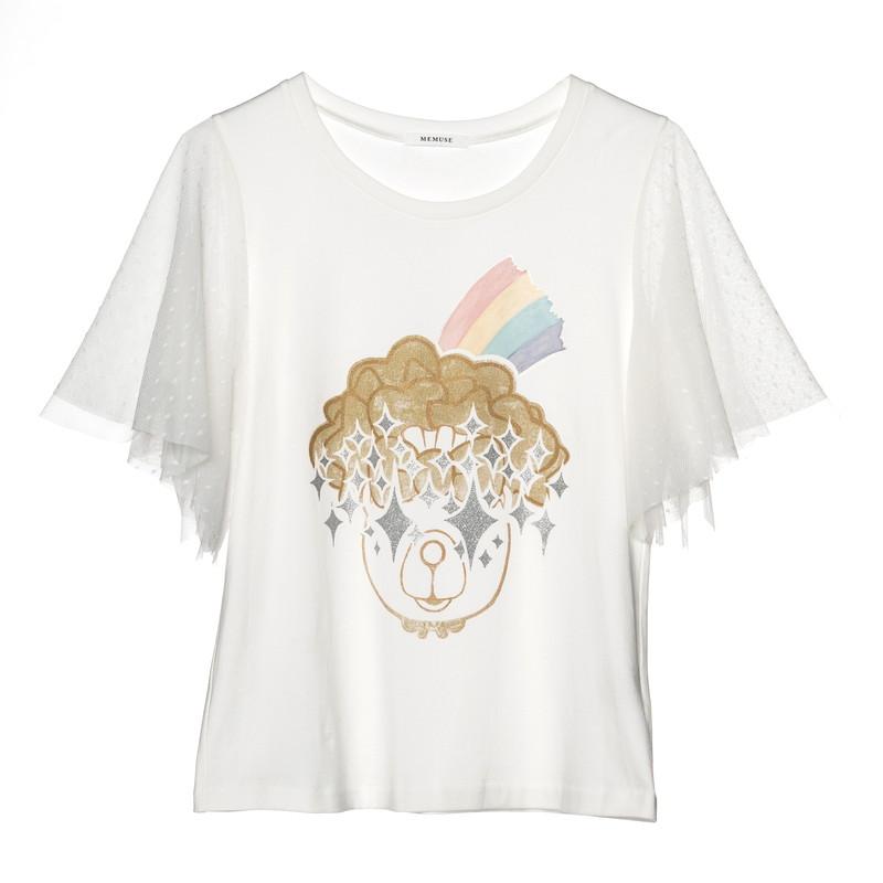 MEMUSE 若佐慎一コラボTシャツ