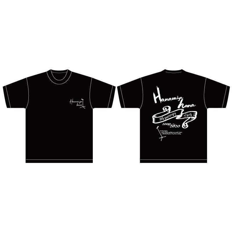 【花宮ハナ生誕】Tシャツ