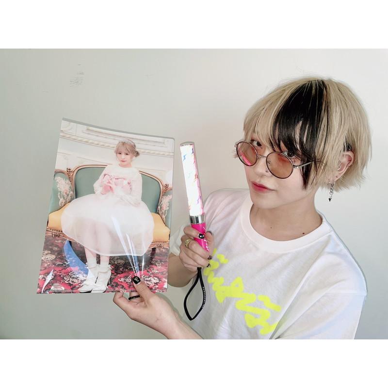 「Dear☆Stageへようこそ2021」クリアファイル&ステッカーセット【ビジュアルver.】