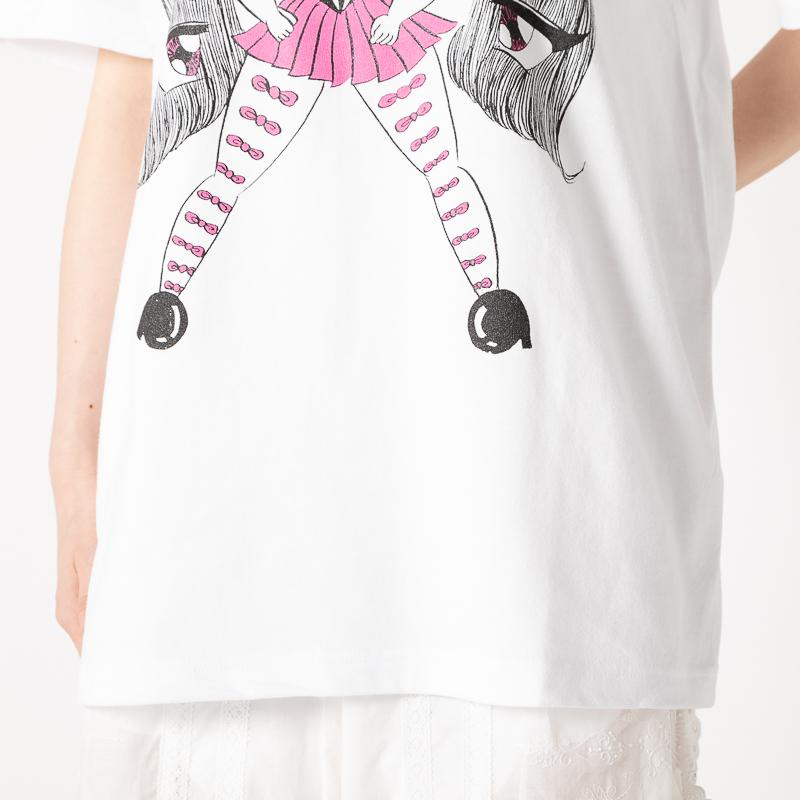 MEMUSE 抜水摩耶コラボTシャツ