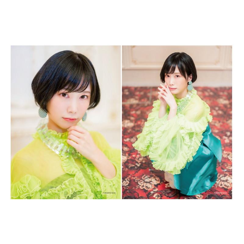 「Dear☆Stageへようこそ2021」2Lブロマイド2枚セット