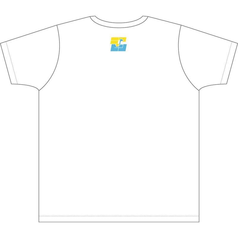 ニァピンTシャツ 白