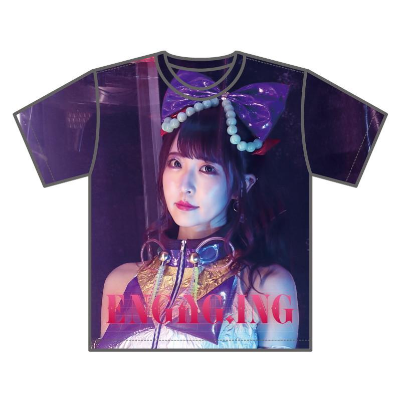 【ENGAG.ING】グラデーションTシャツ