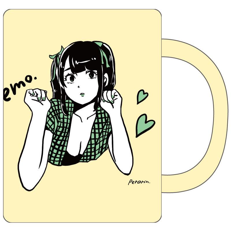 【ねもぺろ写真展】イラストマグカップ