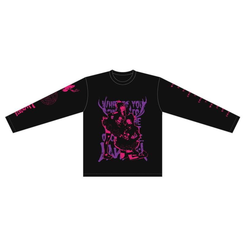 【LAVILITH】ロングTシャツ