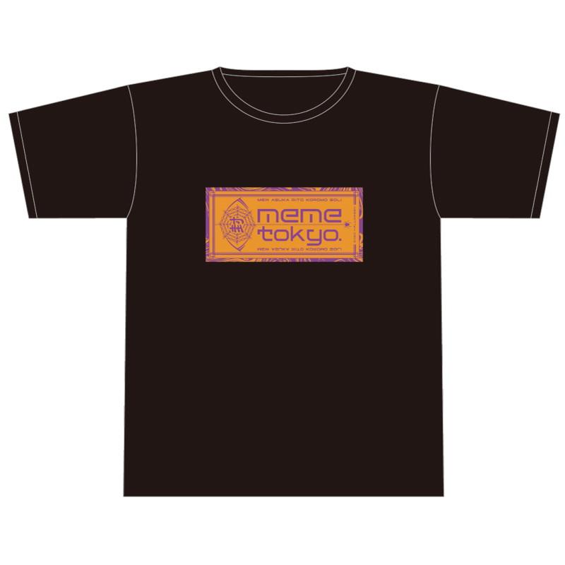 【でんぱ組.inc ×meme tokyo.】Tシャツ