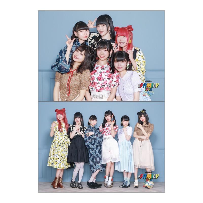 【THE FAMILY TOUR 2020】ソロ2Lブロマイド2枚セット 私服ver.