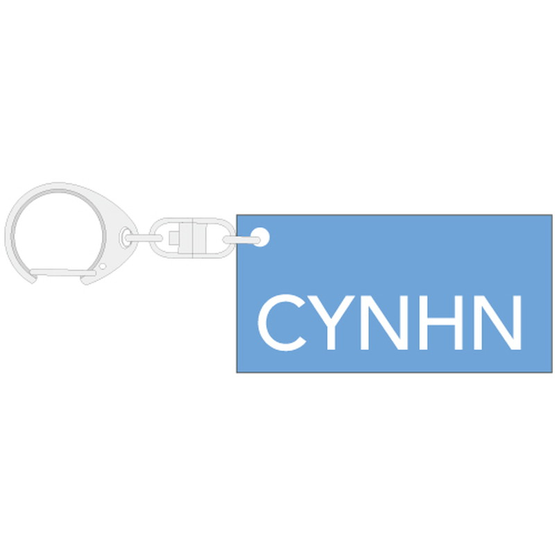 【CYNHN LIVE TOUR 2019】 ネームキーホルダー