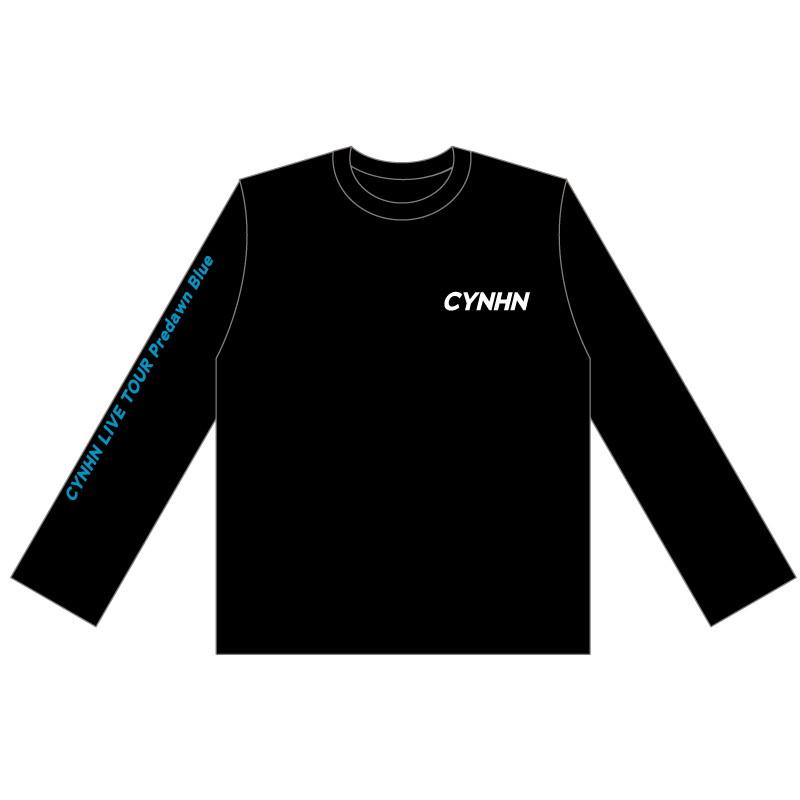 『PredawnBlue』ロングTシャツ