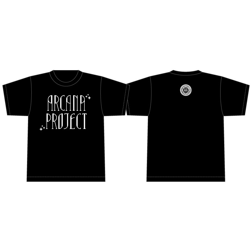 【ARCANA】Tシャツ