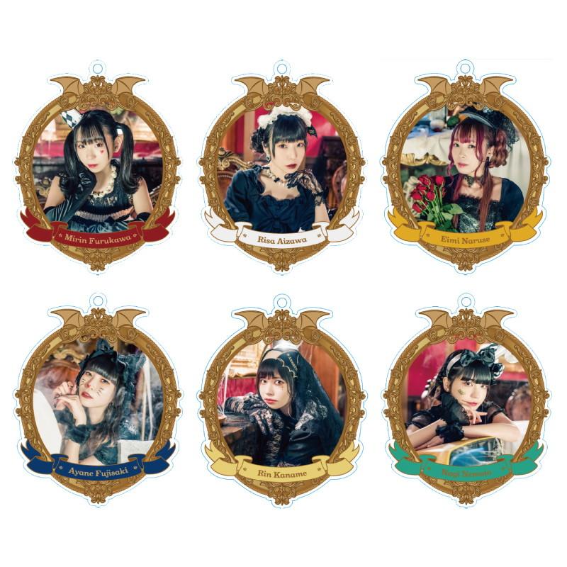 【でんぱ組.inc ×meme tokyo.】アクリルキーホルダー