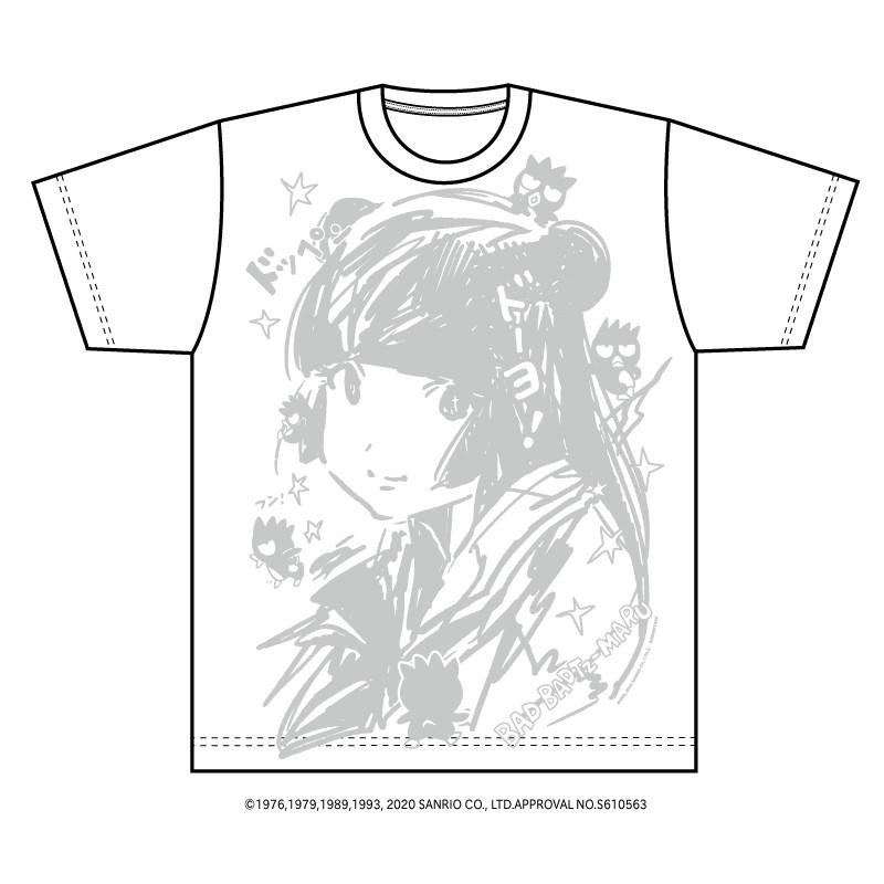 『でぃあふぁみりぃ』愛☆まどんなコラボ Tシャツ