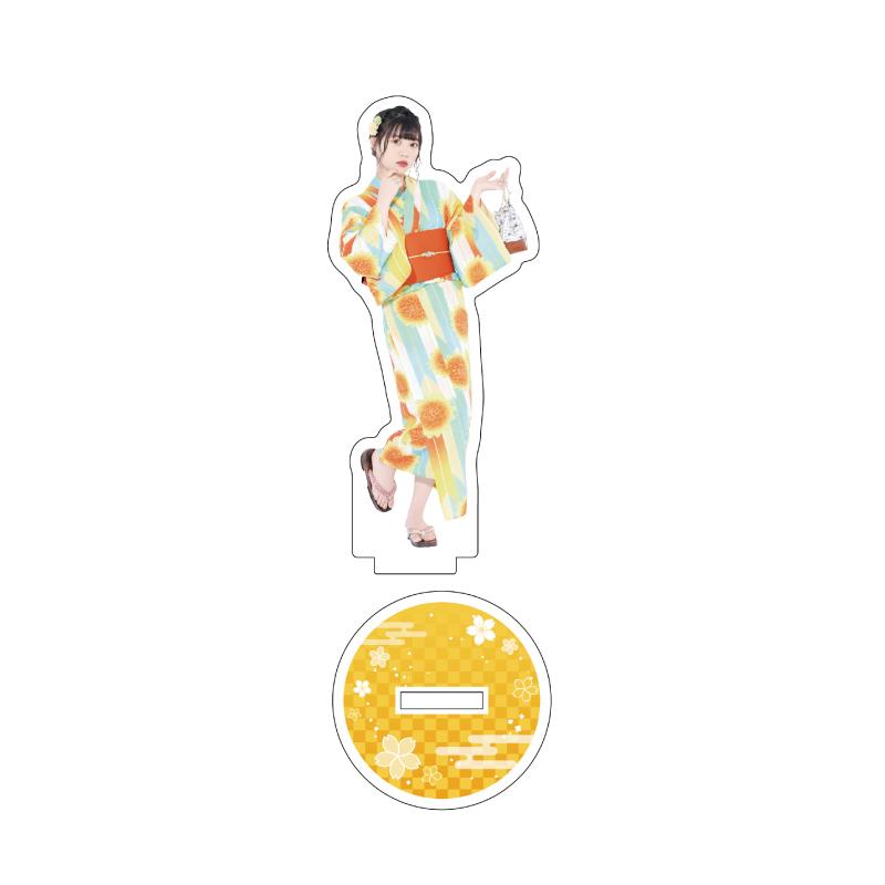 【虹コン】浴衣アクリルスタンド