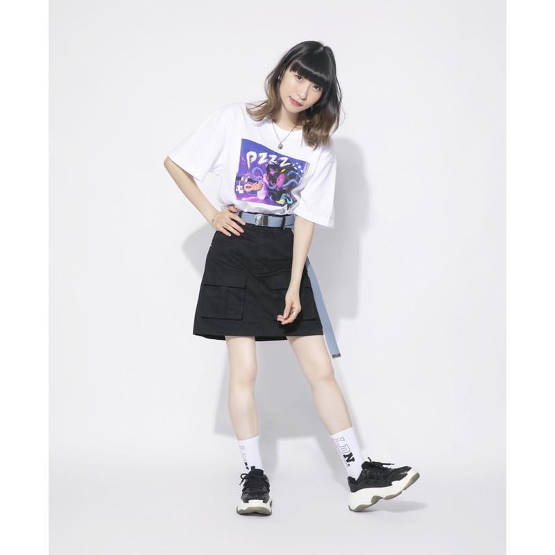 Pzzz KASICOコラボTシャツ