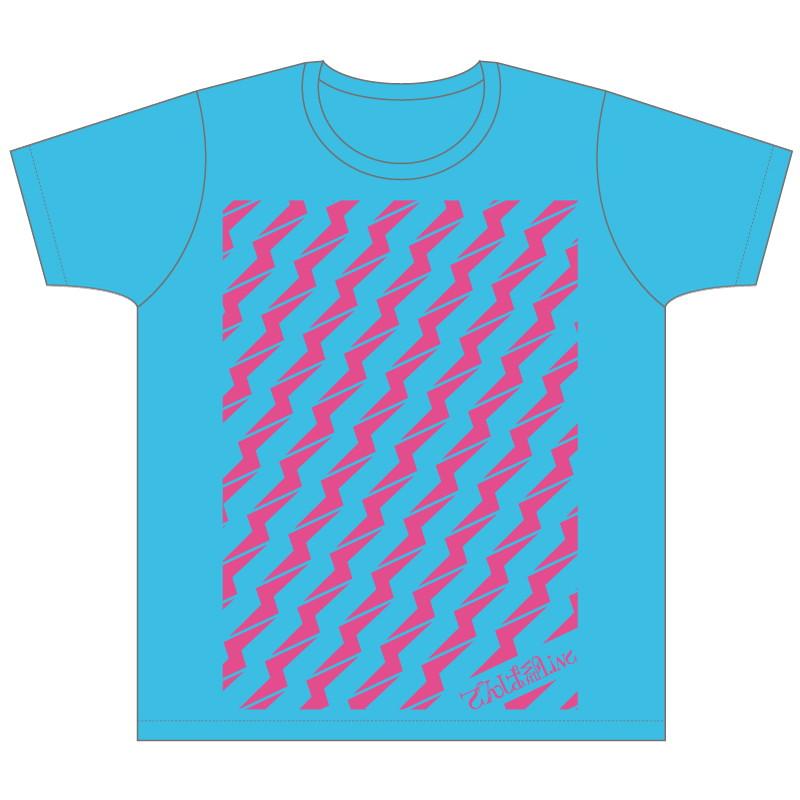 【でんぱ組.inc】ビリビリTシャツ2020