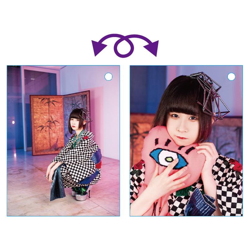 【でんぱ組.inc ×meme tokyo.】ソロチェンジングキーホルダー