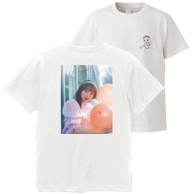 【リルネード】Tシャツ(2ndシングルビジュアルグッズ)