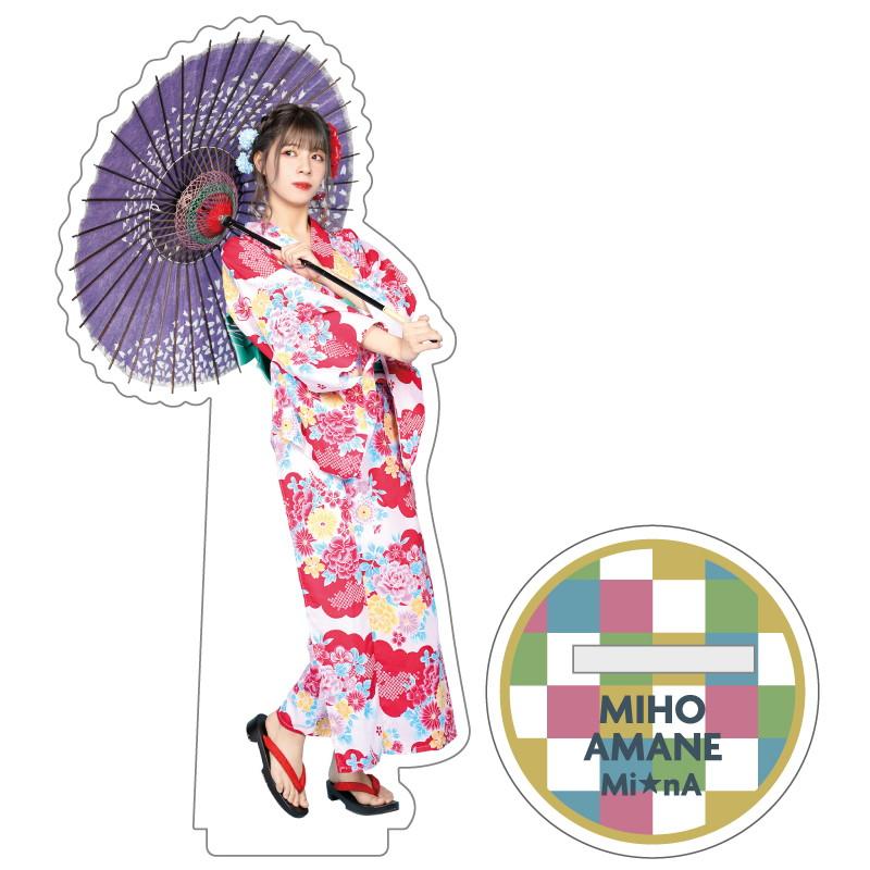 【Mi☆nA】浴衣 アクリルスタンド