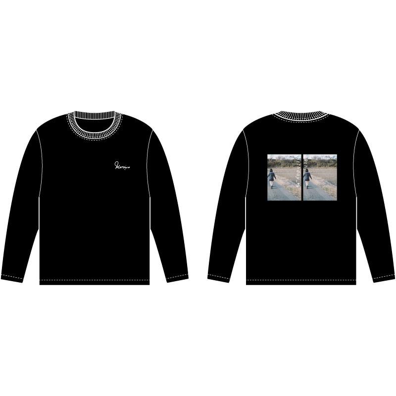 【桐原美月生誕2021】ロングTシャツ