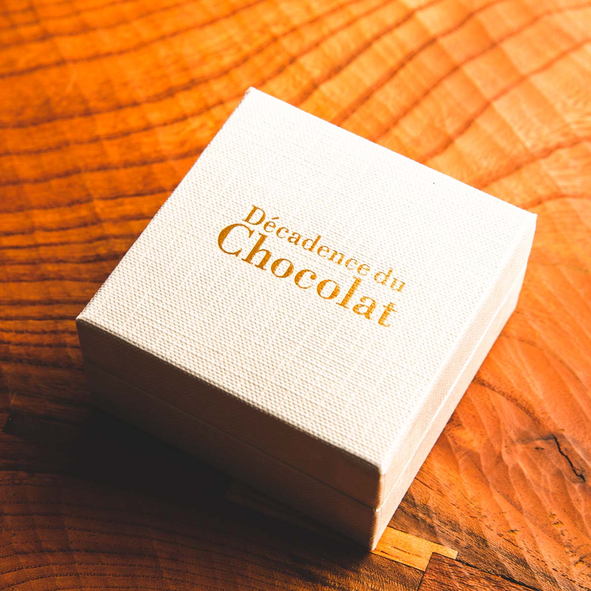 ボンボンショコラ  (4個入り)