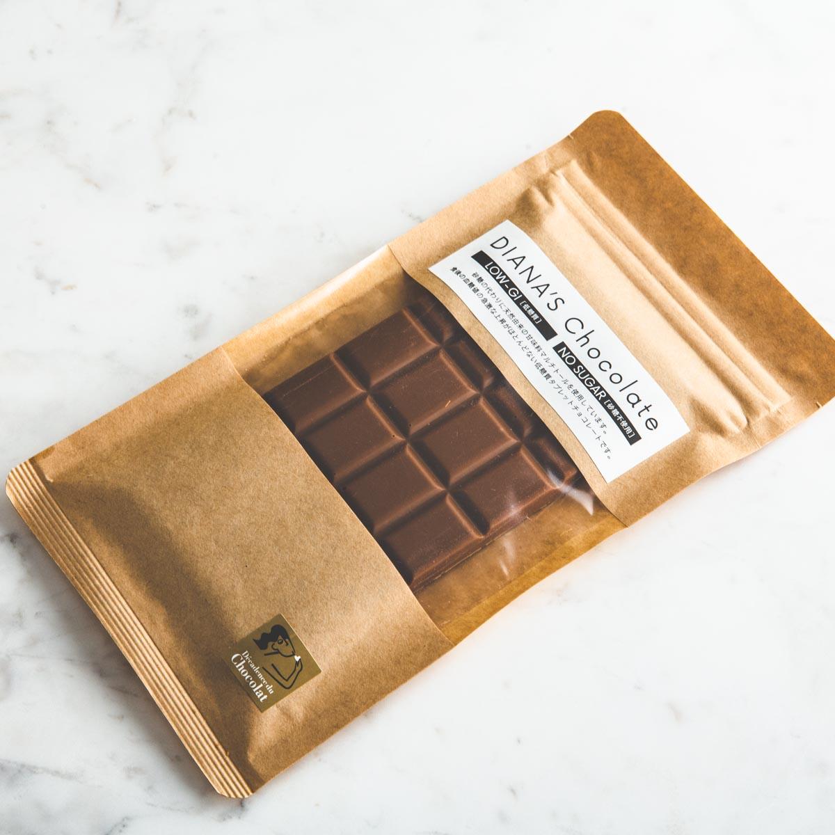 LOW-GI・ディアナチョコレート【ミルク】
