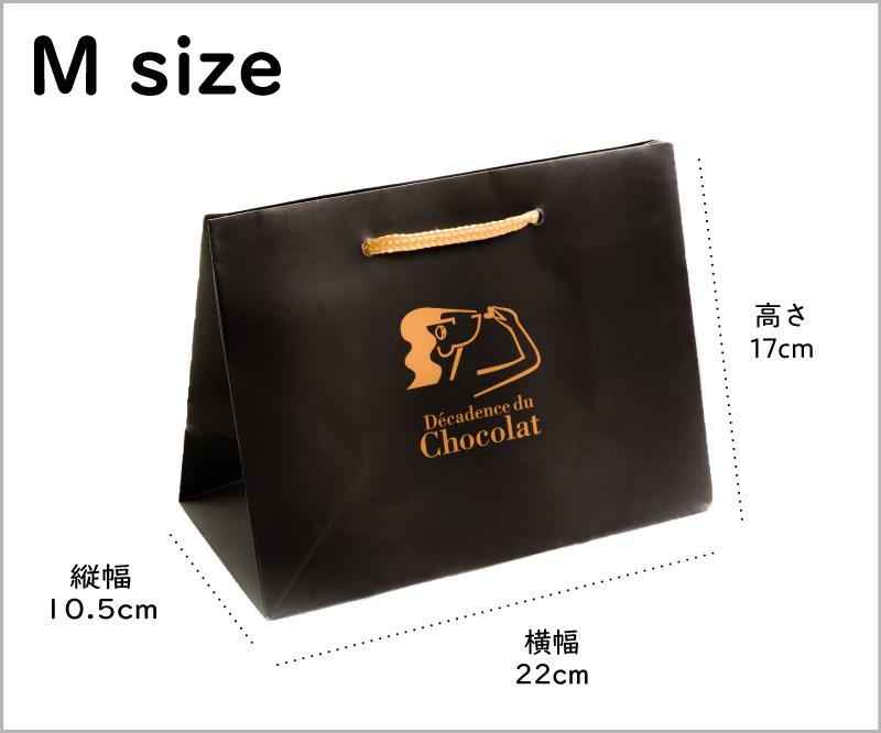 ロゴ入り紙袋(Mサイズ)