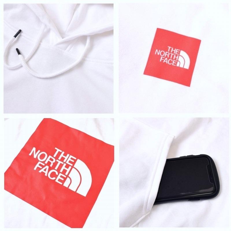 大きいサイズ メンズ ノースフェイス パーカー プルオーバー 裏起毛 スウェット 2.0 Box Pullover Hoodie USAモデル XL XXL