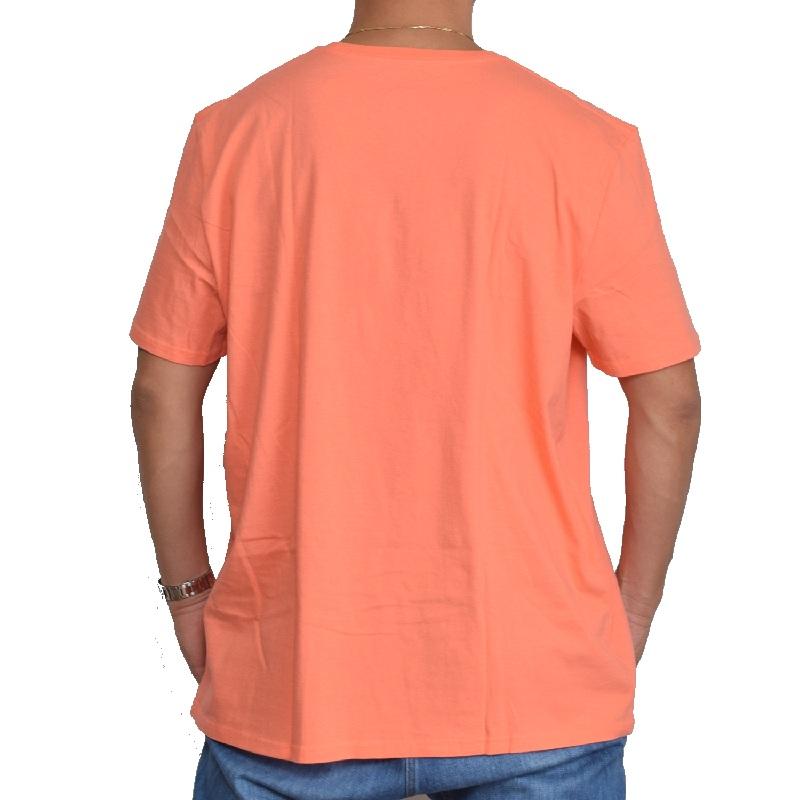 【SALE】 大きいサイズ メンズ NAUTICA ノーティカ ノーチカ 半袖Tシャツ ロゴパーム ネイビー 紺色 オレンジ 1983 PLANTS XL XXL XXXL 【メール便対応】 [M便 1/1]
