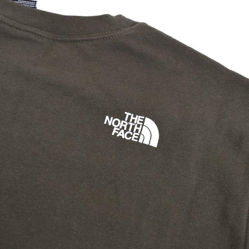 大きいサイズ メンズ ノースフェイス THE NORTH FACE スウェットシャツ クルー トレーナー 裏起毛 USAモデル XL XXL