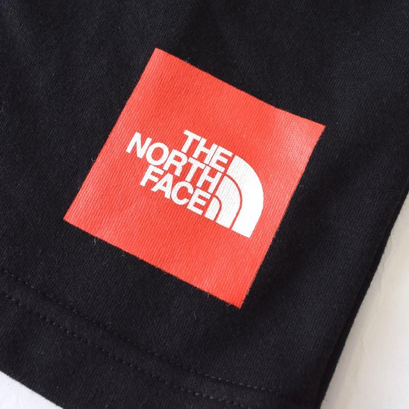 大きいサイズ メンズ ノースフェイス THE NORTH FACE スウェットショーツ ハーフパンツ ショートパンツ ハーパン ボックスロゴ BOX 黒 ブラック USAモデル XL XXL