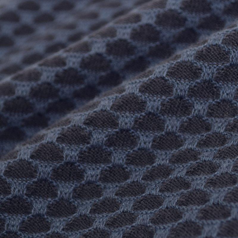 大きいサイズ メンズ アルマーニエクスチェンジ A/X ニット セーター クルーネック プルオーバー ネイビー コットン ARMANI EXCHANGE XL XXL