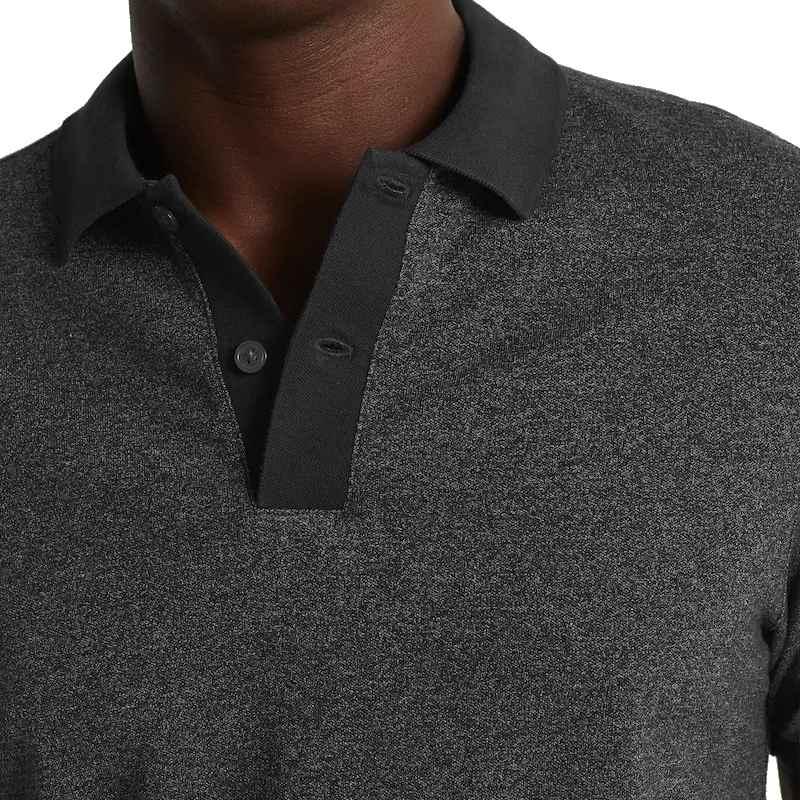 大きいサイズ メンズ  アバクロ Abercrombie&Fitch 半袖 ストレッチ ポロシャツ XXL 【メール便対応】 [M便 1/1]