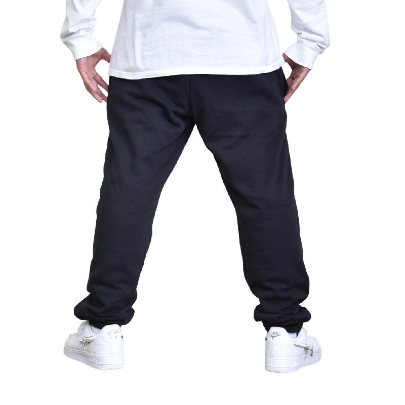 大きいサイズ メンズ ノースフェイス THE NORTH FACE ロゴ スウェットパンツ ジョガー 裏起毛 SWEATPANT 黒 ブラック グレー USAモデル XL XXL