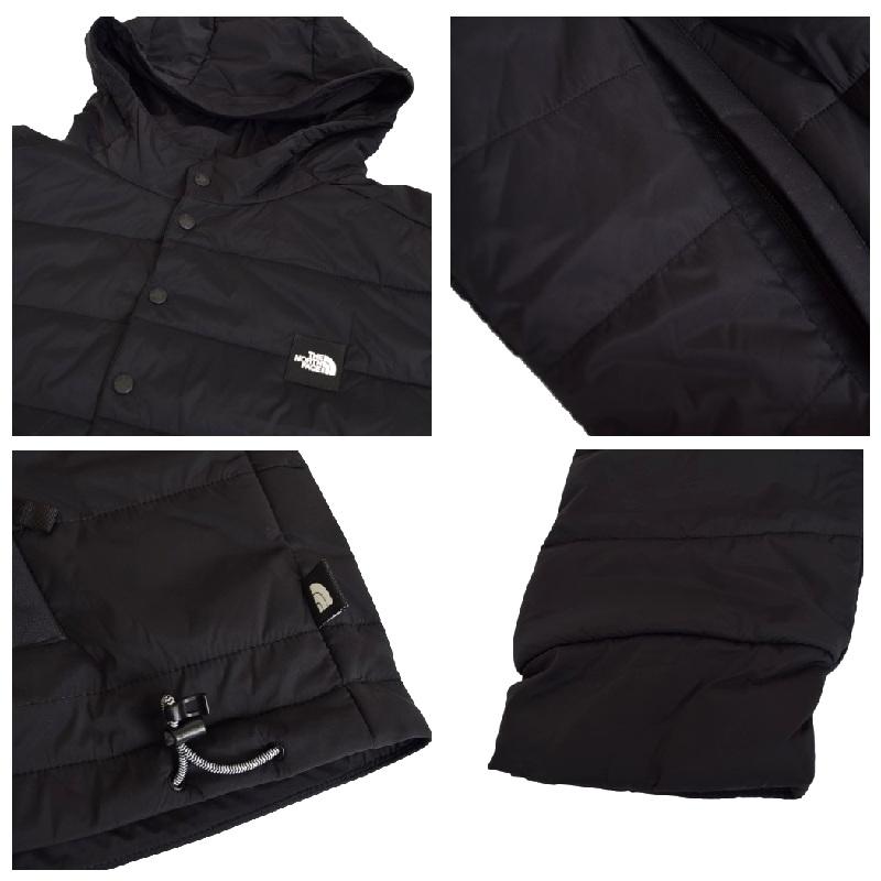 大きいサイズ メンズ ノースフェイス THE NORTH FACE フード中綿 パーカ プルオーバー ジャケット アウター Mountain Shredshirt Jacket XL XXL