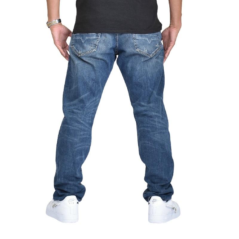 大きいサイズ メンズ DIESEL ディーゼル デニムパンツ ジーンズ SLIM SKINNY スリムスキニー THOMMER 083AC STRETCH 38インチ