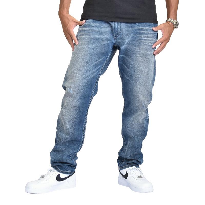 大きいサイズ メンズ DIESEL ディーゼル デニムパンツ ジーンズ SLIM SKINNY スリムスキニー THOMMER 084IK STRETCH 38インチ